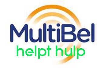 Multibel, helpt hulp